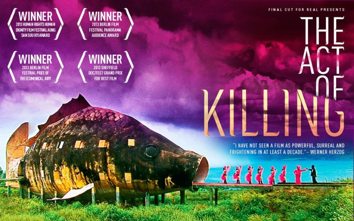 Joshua Oppenheimer - The Act of Killing - Poster