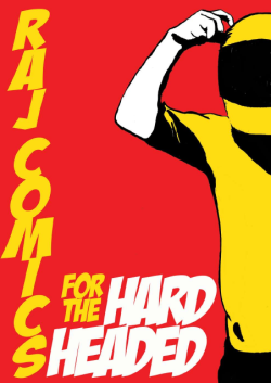 Sarai - Raj Comics for the Hard Headed - Cover