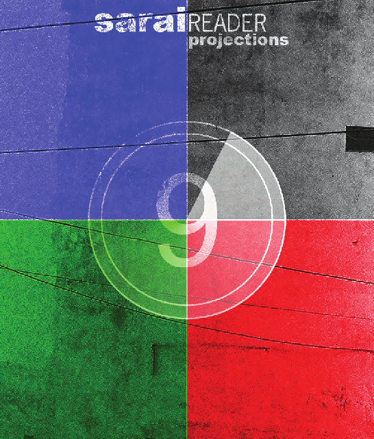 Sarai Reader 09: Projections - Cover